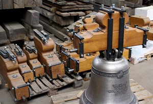 Traditional bells sound better thanks to oak yokes and belfries